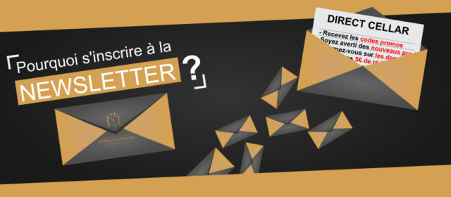 La NEWSLETTER de Direct Cellar