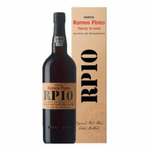 Photo du Porto Quinta da Ervamoira 10 years old. (75cl)