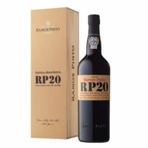 Ramos Pinto 20 years old (75cl)